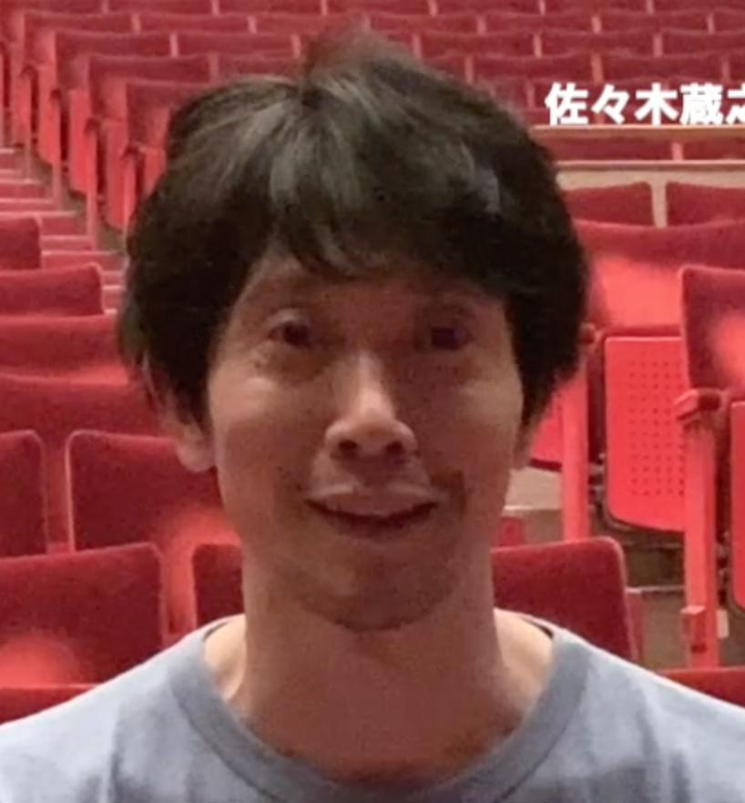 佐々木蔵之介 - 俳優